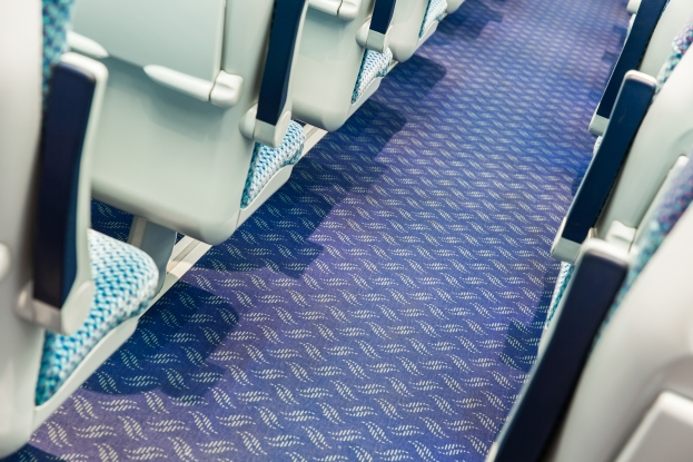 Flotex Fr Rolls Out For Translink Ni Railways Forbo