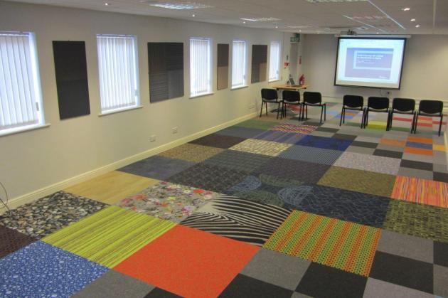 Visitors Centre - Flotex