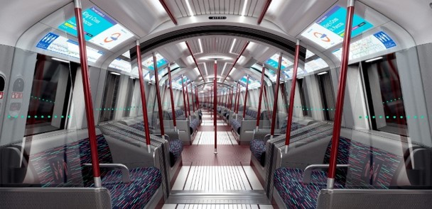 new tube for london design