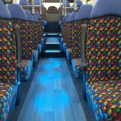 trendy bus