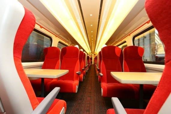 Forbo Virgin Trains East Coast