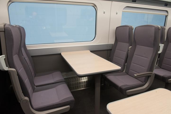 IEP Class 800 Interior views.