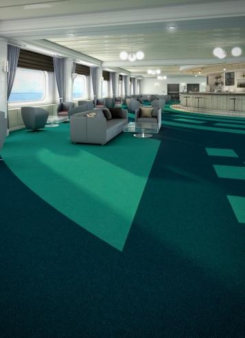 Westbond FR - 50x50cm Carpet Tiles