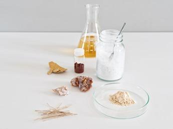 Marmoleum ingredients